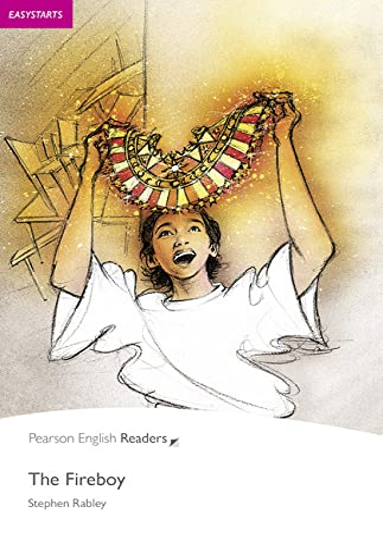 9781405880572: Fireboy, The, EasyStart, Pearson English Readers Book with Audio CD (2nd Edition) (Pearson English Readers, Easystart)