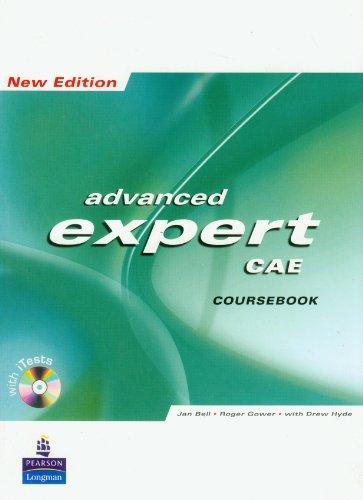 9781405880794: New CAE Expert CB Pack
