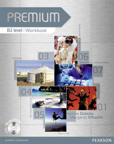 9781405881050: Premium B2 Level Workbook without Key/CD -ROM Pack: Workbook Without Key Level B2