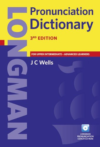 9781405881173: Longman Pronunciation Dictionary