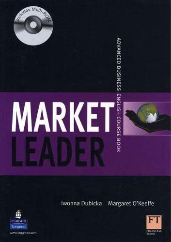 9781405881340: Market Leader Advanced Coursebook