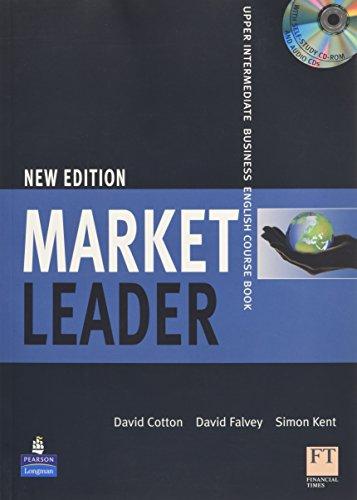 9781405881395: Market leader. Upper intermediate. Course book. Per gli Ist. tecnici e professionali. Con Multi-ROM