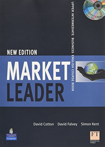 9781405881395: Market Leader: Upper Intermediate Business English Course Book