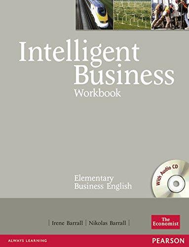 9781405881432: Intelligent Business Elementary Workbook/Audio CD Pack