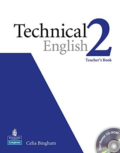 9781405881456: Tech Eng Pre-Int TBk/CDR/TMstCDR Pk (Technical English)