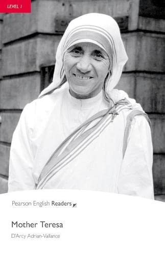 9781405881524: Level 1: Mother Teresa (Pearson English Graded Readers)