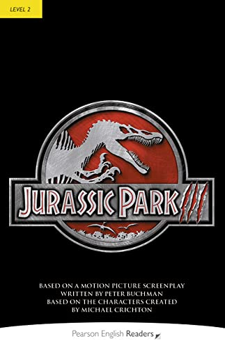 9781405881630: Jurassic Park III: Level 2 (Penguin Readers (Graded Readers))