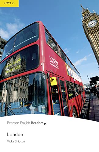 9781405881647: Level 2: London (Pearson English Readers)