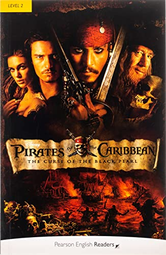 9781405881708: Pirates of the Caribbean: The Curse of the Black Pearl: Level 2, RLA (Pearson English Graded Readers)