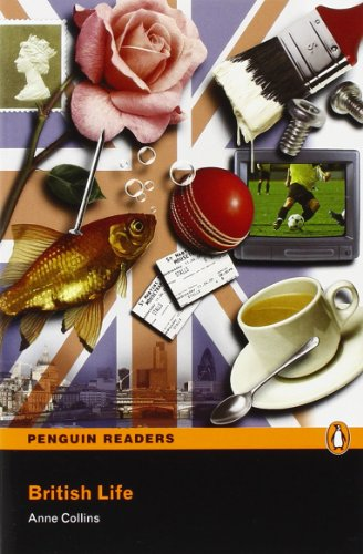 9781405881784: PLPR3:British Life CD for Pack: Level 3 (Penguin Readers (Graded Readers))