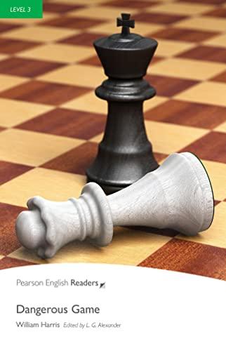 9781405881814: Dangerous Game: Level 3 (Penguin Readers (Graded Readers))