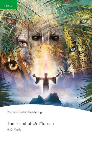 9781405881906: Level 3: Island of Dr. Moreau (2nd Edition) (Penguin Active Readers, Level 3)
