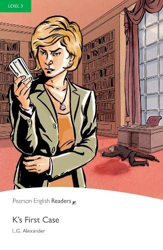 9781405881913: K's First Case: Level 3 (Penguin Readers (Graded Readers))