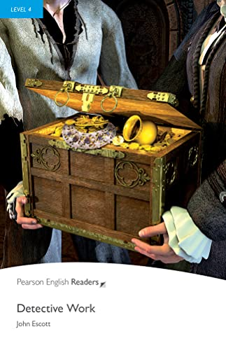 9781405882118: Detective Work, Level 4, Penguin Readers (2nd Edition) (Penguin Readers: Level 4)