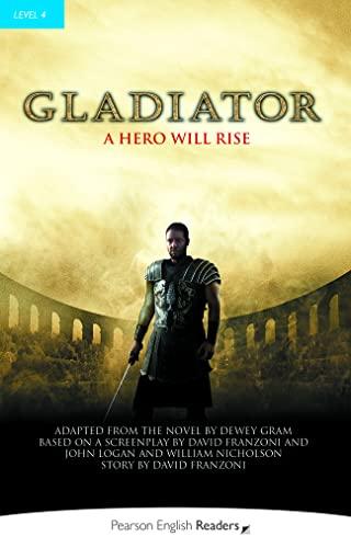 Penguin Readers Level 4 Gladiator (Penguin Readers (Graded Readers)): Gram, Dewey