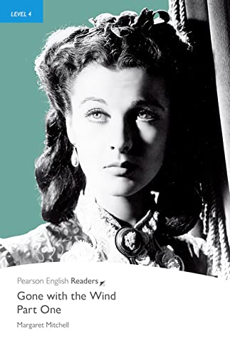 9781405882200: Penguin Readers Level 4 Gone with the Wind – Part One