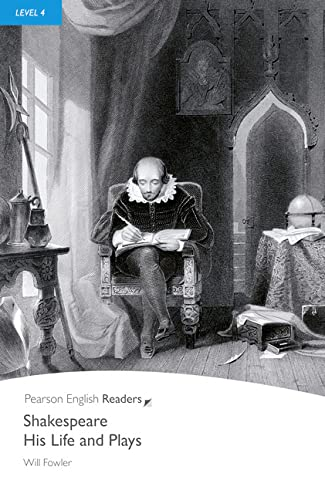 9781405882316: Shakespeare-His Life and Plays, Level 4, Penguin Readers (2nd Edition) (Penguin Readers, Level 4)