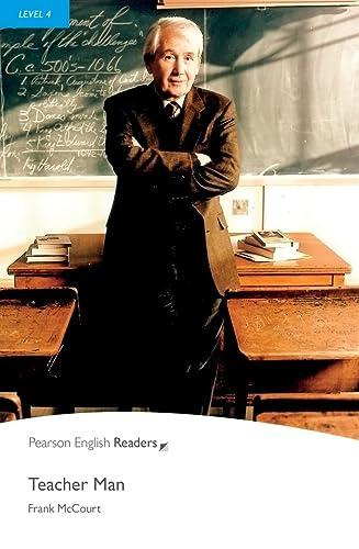 9781405882330: Teacher Man (Penguin Longman Reader L4)