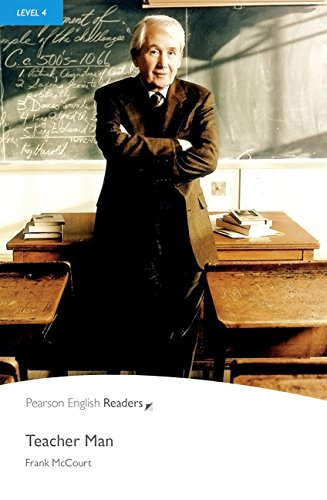 "9781405882330: ""Teacher Man"": Level 4 (Penguin Readers (Graded Readers))"