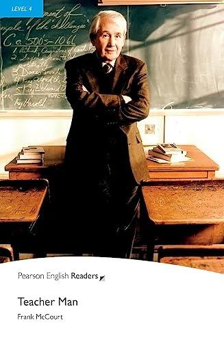 9781405882330: Plpr4 Teacher Man (Penguin Longman Penguin Readers)