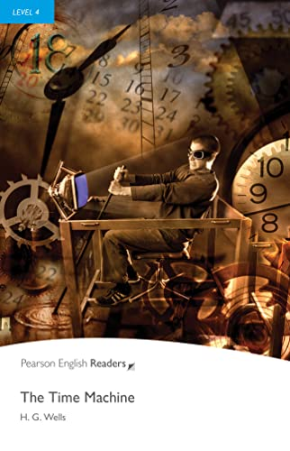 9781405882347: Time Machine, The, Level 4, Pearson English Readers (2nd Edition) (Penguin Readers, Level 4)