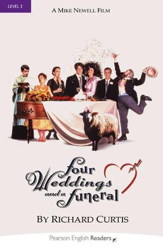 9781405882446: PLPR5:Four Weddings & a Funeral RLA
