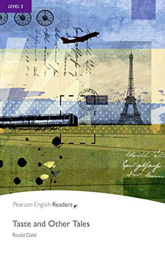 9781405882545: Penguin Readers Level 5 Taste and Other Tales (Penguin Readers (Graded Readers))