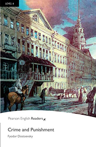 9781405882620: Penguin Readers Level 6 Crime and Punishment (Pearson English Graded Readers)