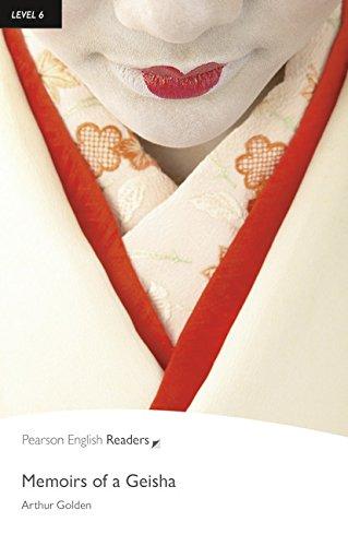 9781405882675: Penguin Readers Level 6 Memoirs of a Geisha (Penguin Readers (Graded Readers))