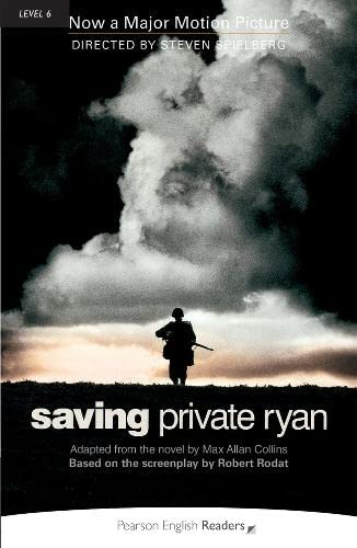 9781405882712: Level 6: Saving Private Ryan (2nd Edition) (Penguin Active Readers, Level 6)