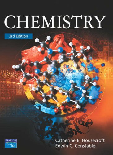 9781405883313: Chemistry: An Introduction to Organic, Inorganic and Physical Chemistry