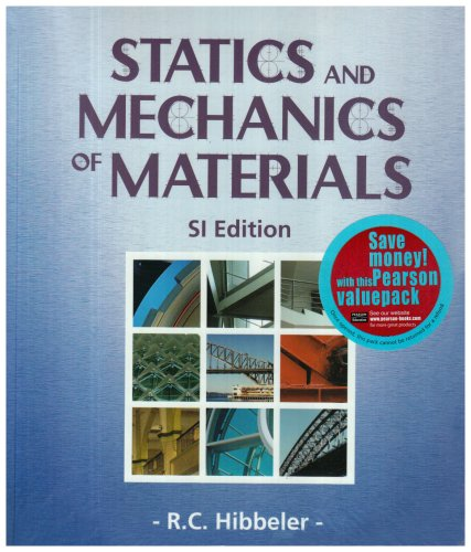 9781405883429: Statics and Mechanics of Materials SI/Engineering Mechanics: Dynamics SI Package