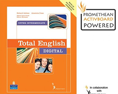 9781405883603: Total English Upper Intermediate Digital