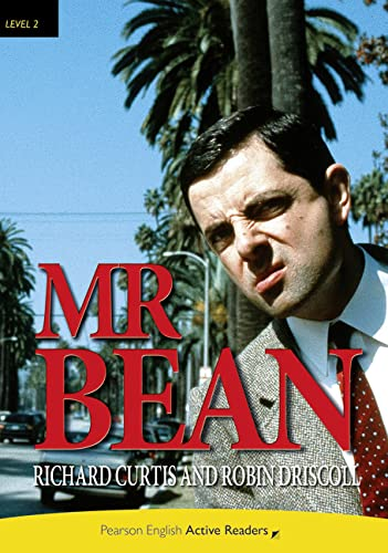 Level 2: Mr Bean Book for Pack (Pearson English Active Readers) (1405883928) by Richard Curtis; Robin Driscoll