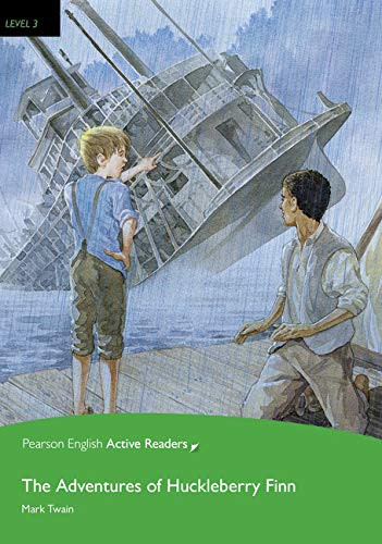 9781405883962: Level 3: The Adventures of Huckleberry Finn Book for Pack (Pearson English Active Readers)