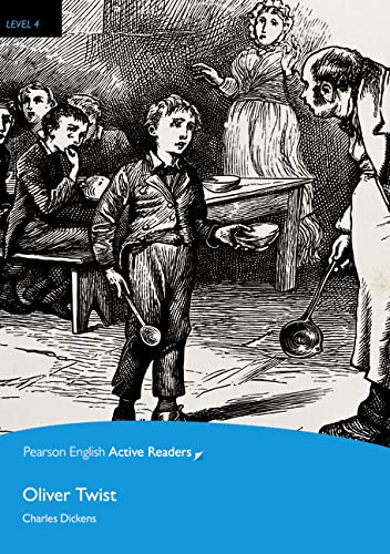 9781405884068: Level 4: Oliver Twist Book for Pack (Pearson English Active Readers)