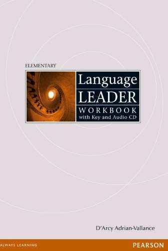 9781405884266: Language Leader Elementary: Workbook with Key and Audio CD Pack (Language Leader)
