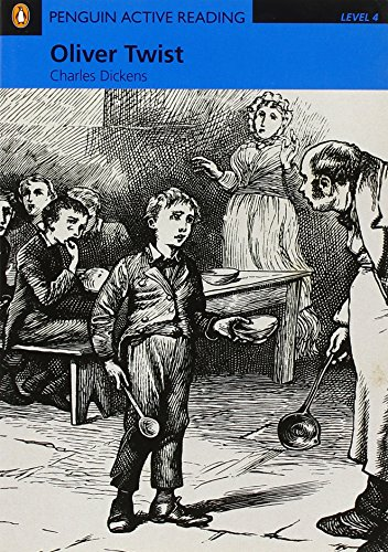 Oliver Twist, Level 4, Penguin Active Readers (Penguin Active Reading, Level 4) (9781405884532) by Charles Dickens
