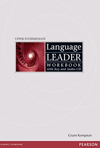 9781405884570: Language Leader Upper-Intermediate Wokbook with key
