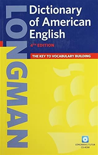 9781405884662 Longman Dictionary Of American English Abebooks