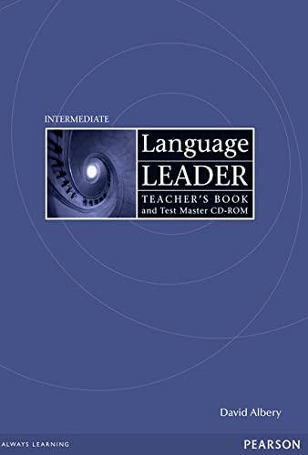 9781405885348: Language Leader Intermediate Teacher's Book Pack