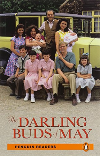 9781405885461: Penguin Readers 3: Darling Buds of May New Book & CD Pack: Level 3 (Pearson English Graded Readers) - 9781405885461 (Penguin Readers (Graded Readers))