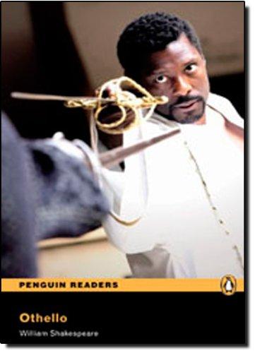 "9781405885478: ""Othello"" Book/CD Pack: Level 3 (Penguin Readers (Graded Readers))"