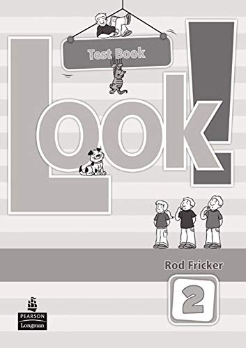 9781405885775: Look! 2 Test Book: Test Book Level 2
