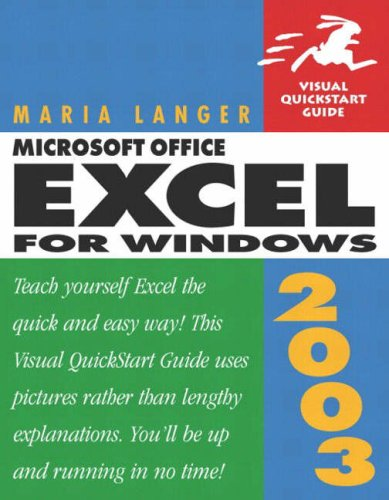 9781405886819: Valuepack:Microsoft Office Excel 2003 for Windows:Visual Quickstart Guide/The Smartest Student:Study Skills & Strategies for Success at University