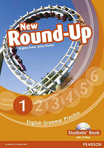 9781405888844: Round Up NE Level 1 Students book for pack (Round Up Grammar Practice)