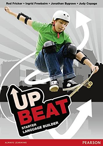 9781405889568: Up Beat. Starter. Workbook
