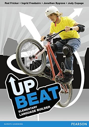 9781405889575: Upbeat elementary Workbook