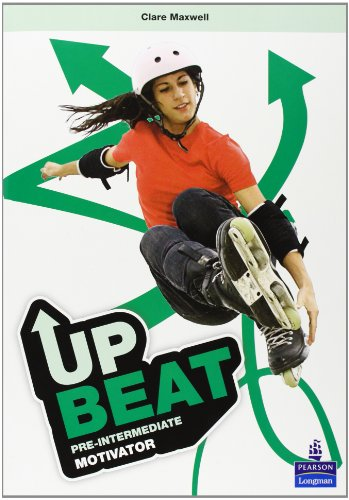 9781405889667: Upbeat Pre-Intermediate Motivator