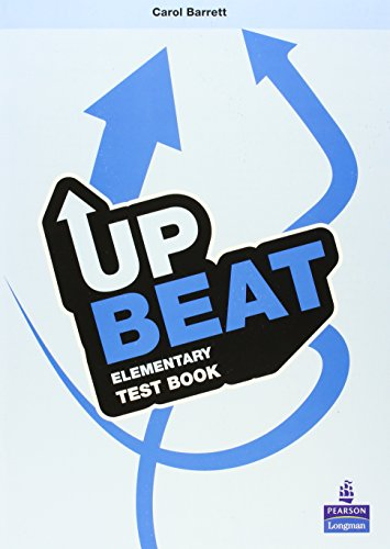 9781405889698: Upbeat: Elementary Test Book